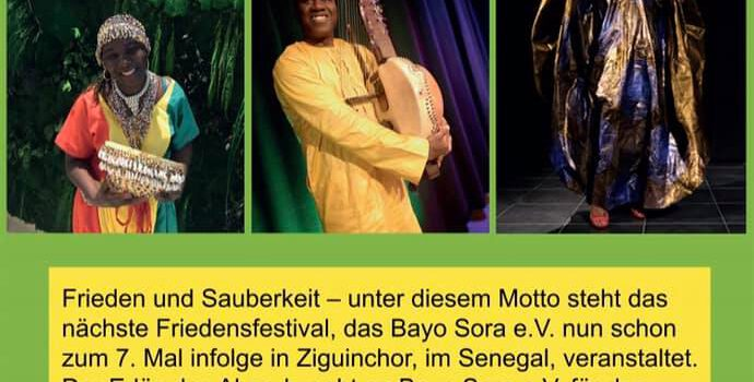African Night for Peace 2019 im Club Voltaire Tübingen