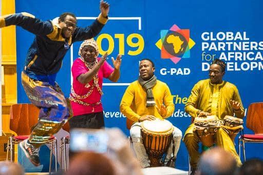 Kooperation mit der G-PAD 2019