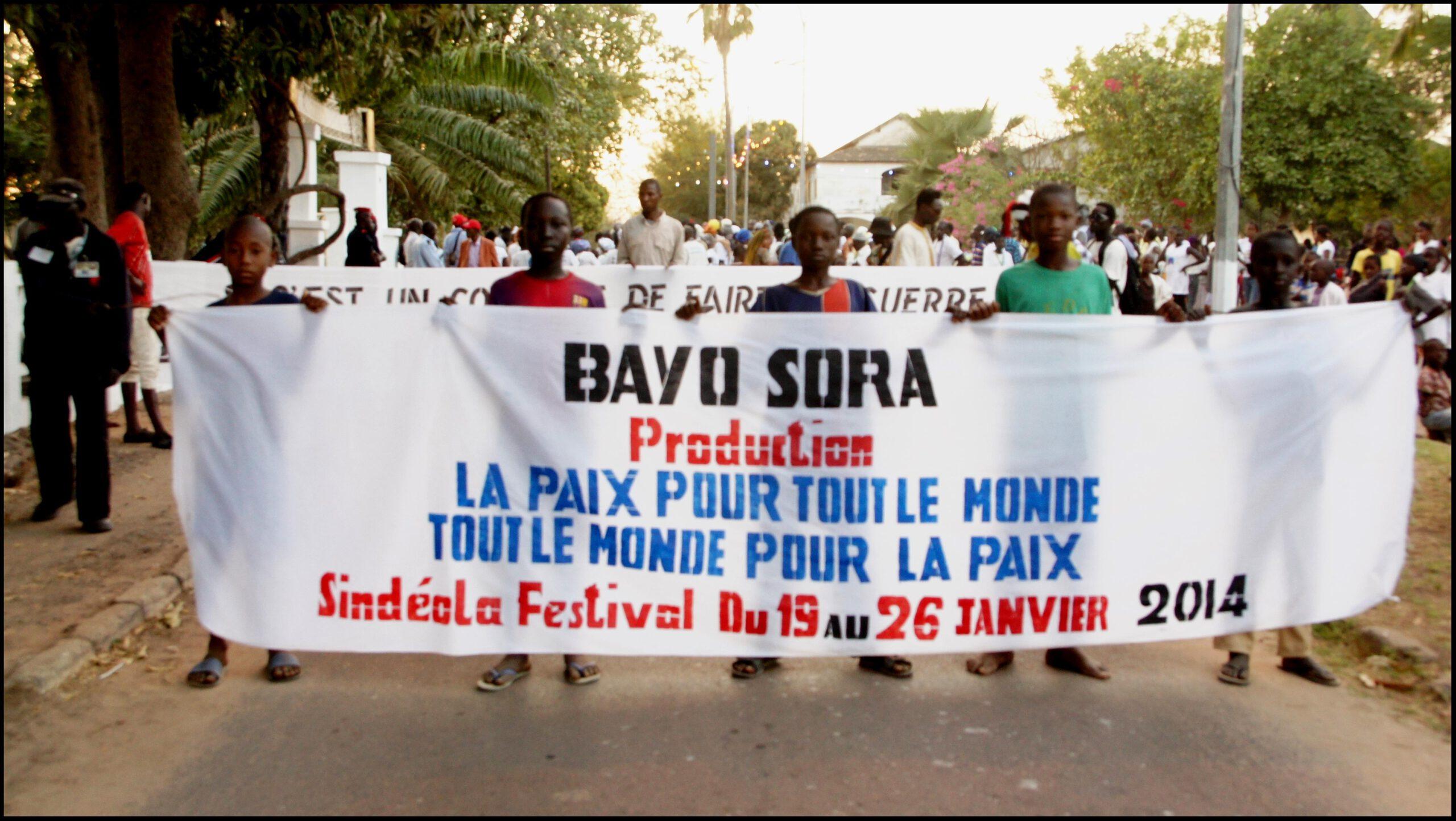 Casamance Friedens Festival 2014