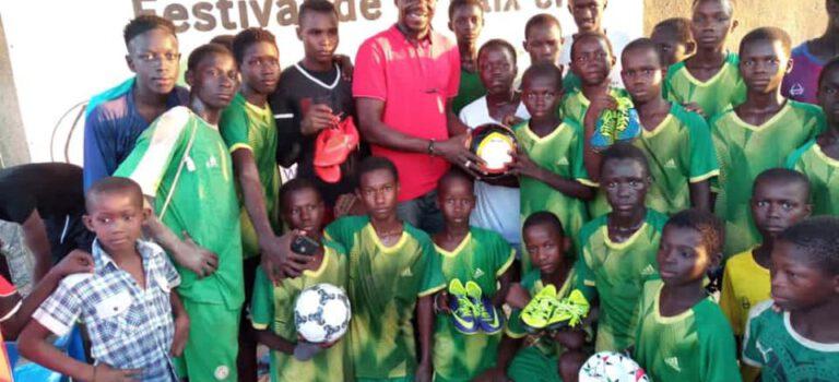 Kurzbesuch im Senegal