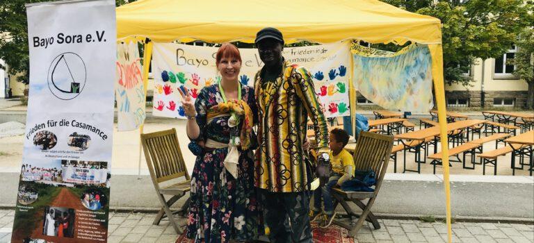 Bayo Sora e.V. auf dem Loretto Fest 2019