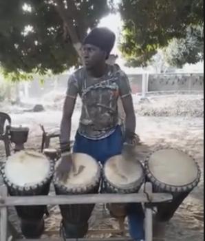 Neues Video von DJIBOOM CASA KABIMBANG für Bayo Sora