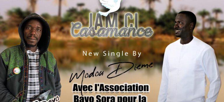 Neuer Song von Modou Dieme für BAyo Sora e.V. – JAM CI Casamance